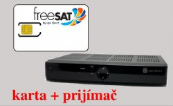 freeSAT light 6,-€/mesačne